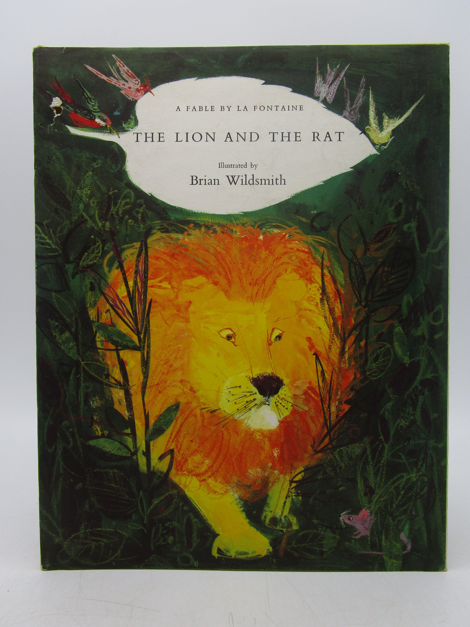 Image for The Lion and the Rat