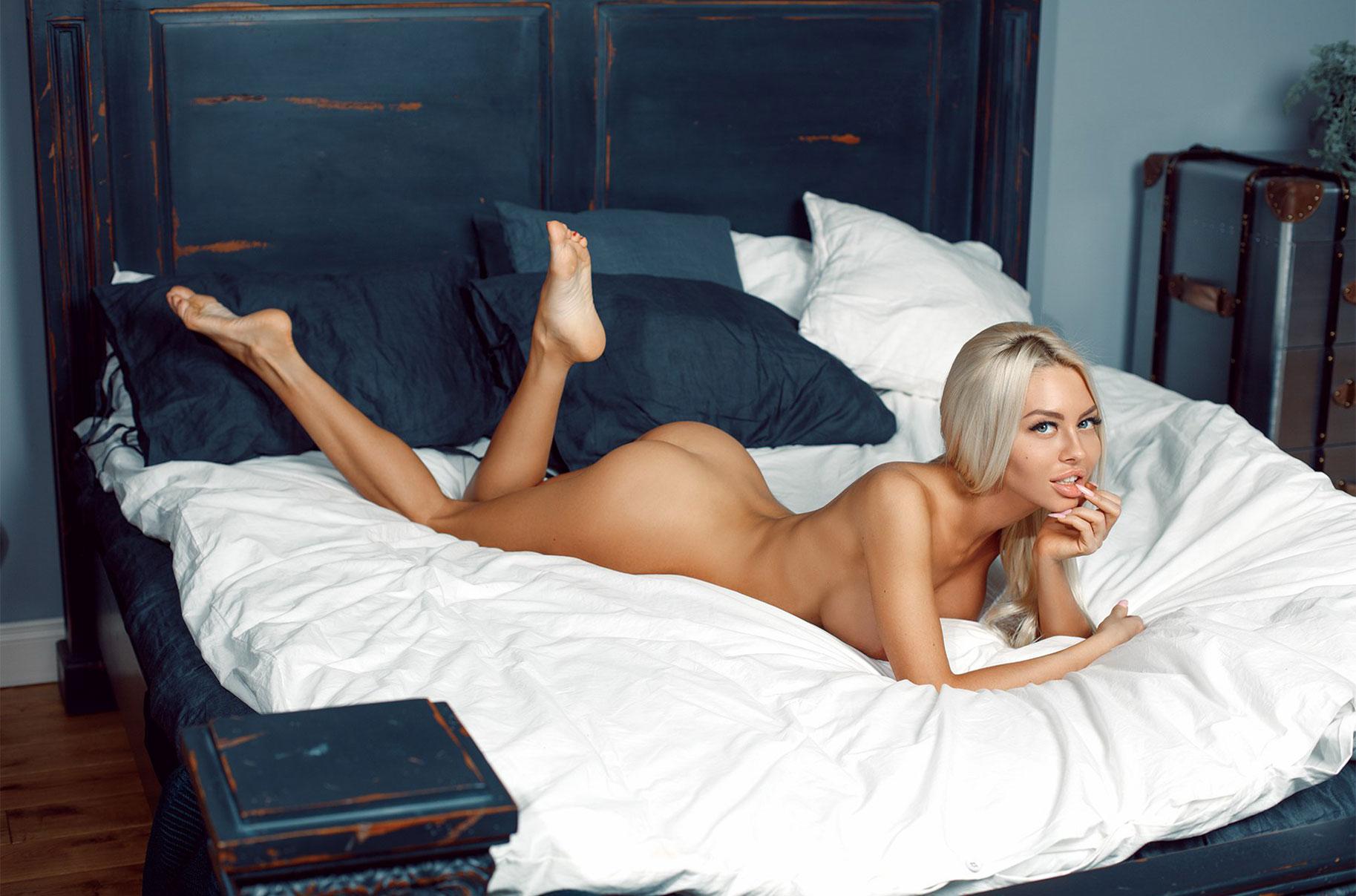 Анастасия Щеголева - модель с большой грудью / фото 16