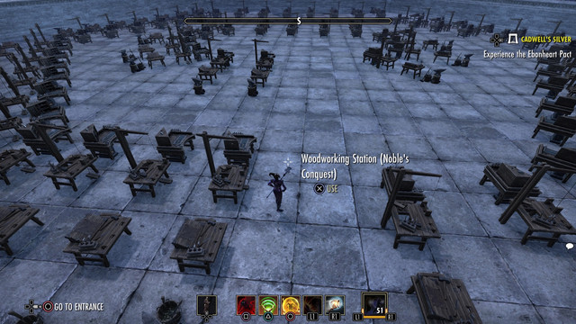 An Idea For Crafting Stations Elder Scrolls Online