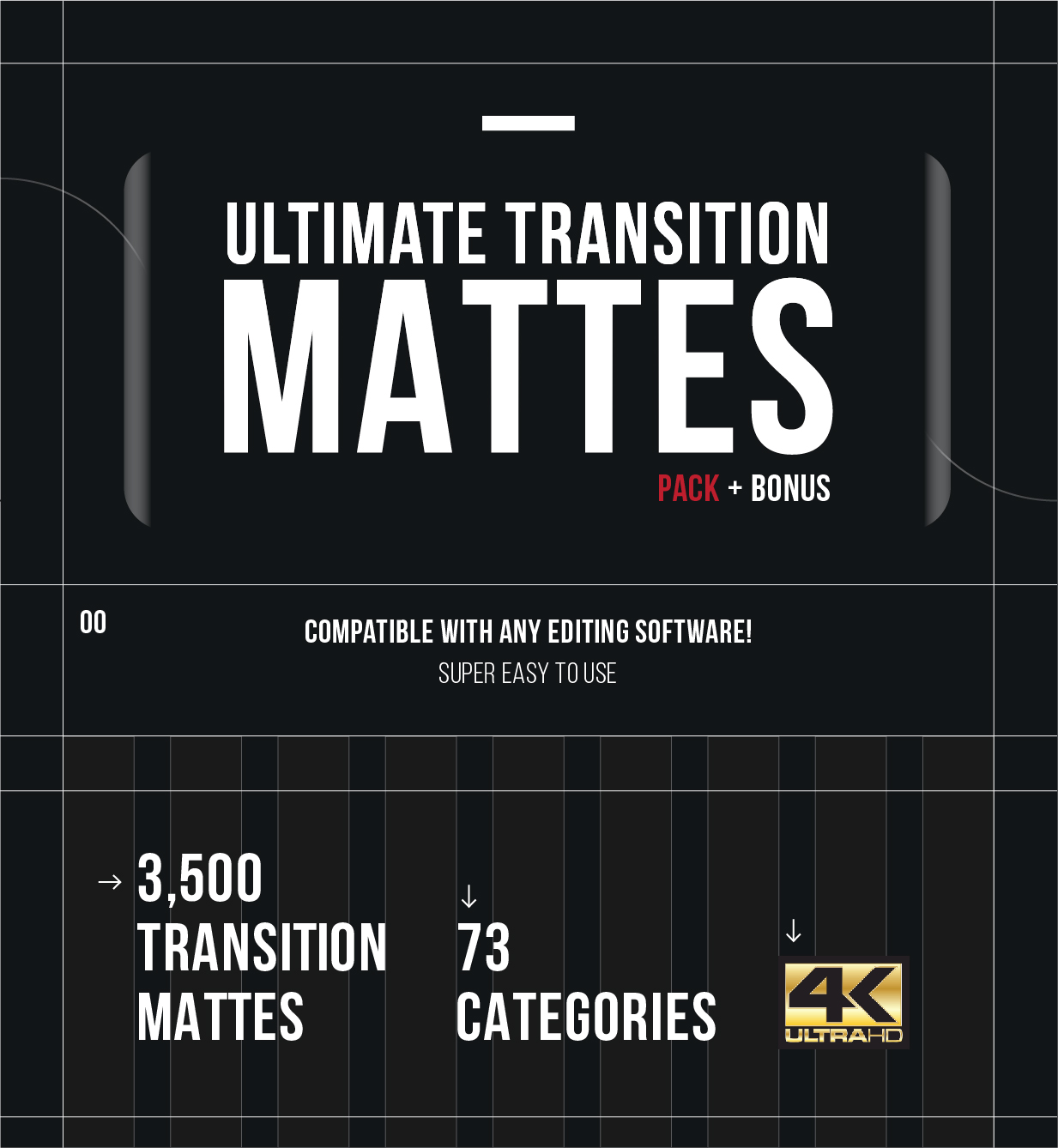 Ultimate Transition Mattes Pack - 1