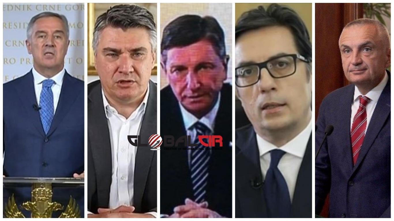 REGIONALNI LIDERI UPUTILI PORUKE NA KOMEMORACIJI U SREBRENICI! Evo šta su poručili predsjednici Crne Gore, Hrvatske, Slovenije, Sjeverne Makedonije i Albanije!