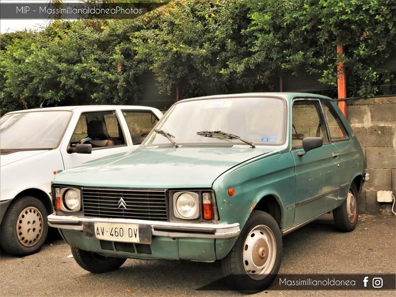 avvistamenti auto storiche - Pagina 3 Citroen-LNA-650-37cv-80-AV460-DV-2