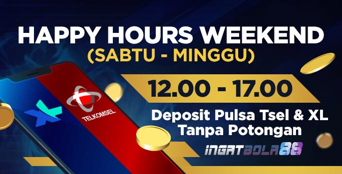 Happy Hours Pulsa