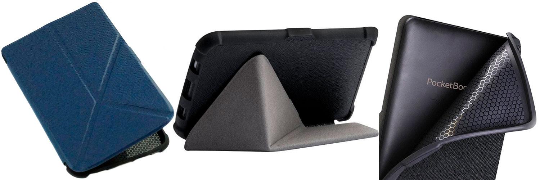 чехол на pocketbook 627 трансформер Origami