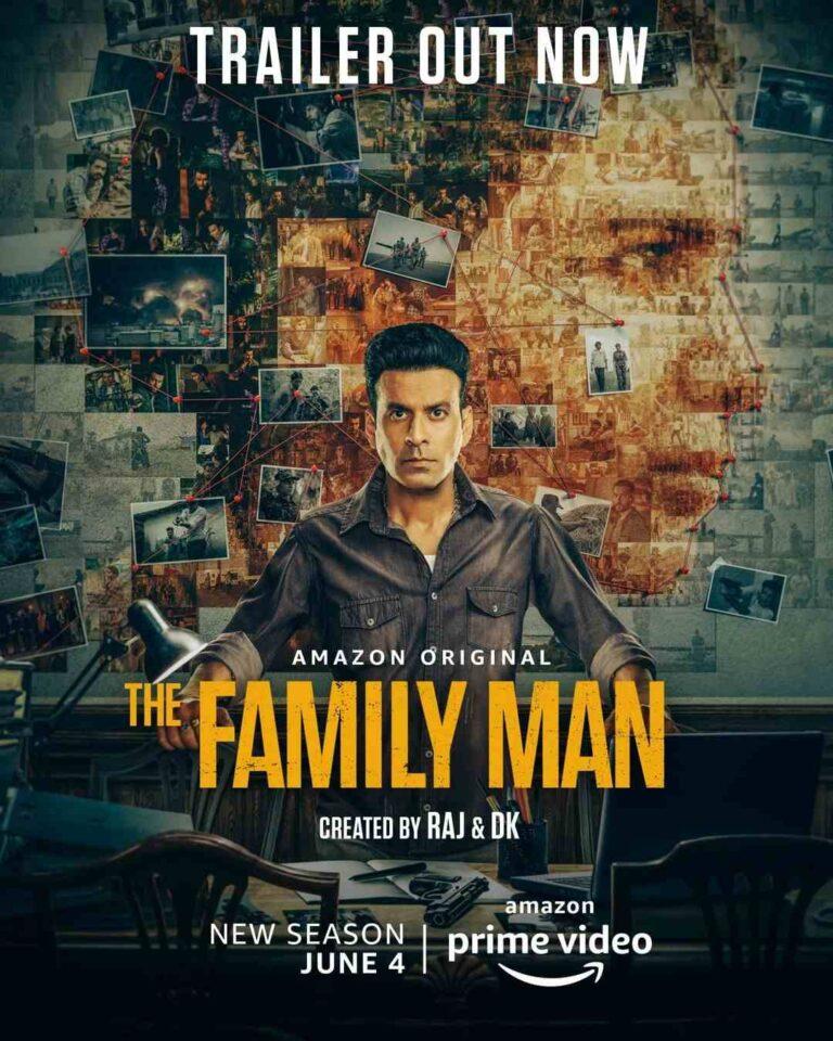 The Family Man | 2021 | Hindi | S02 | 1080p | 720p | WEB-DL