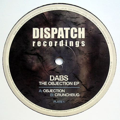 Dabs - The Objection EP