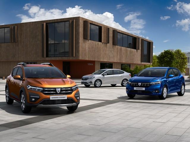 Nouvelle Sandero, Sandero Stepway Et Logan : Dacia Redéfinit L'automobile Essentielle Et Contemporaine 2020-Nouvelles-Dacia-SANDERO-SANDERO-STEPWAY-et-LOGAN