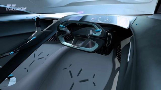 Jaguar Lève Le Voile Sur La Vision Gran Turismo SV : La Voiture De Course 100% Électrique Ultime Pour Les Passionnés De Course Automobile Jag-GTSV-Interior-02-161220