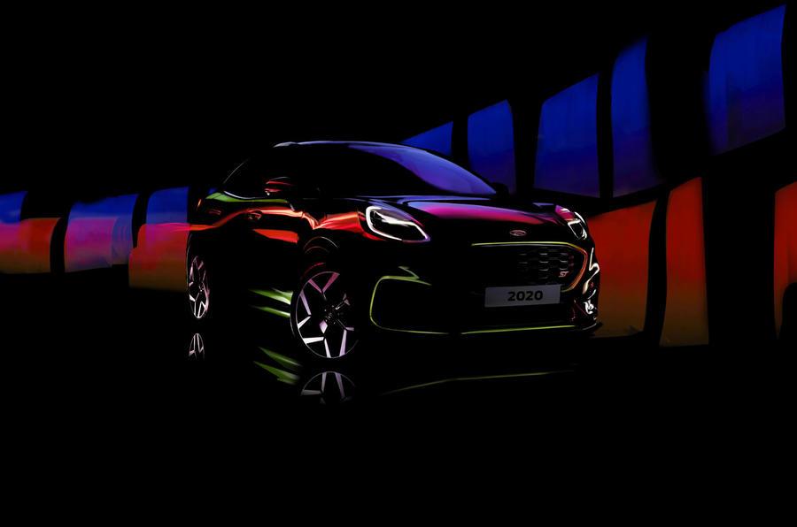 2020 Ford Puma 20