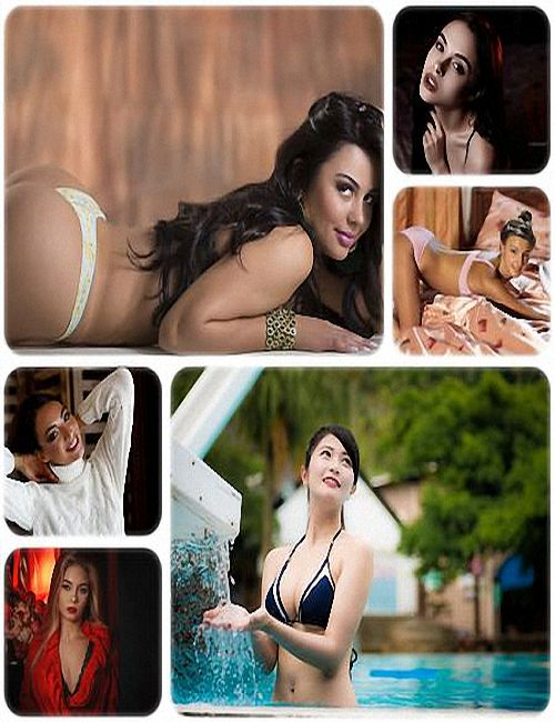 Women Model Photo Pack 292