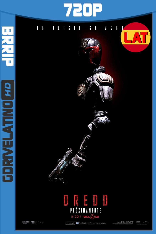 Dredd (2012) BRRip 720P Latino – Ingles