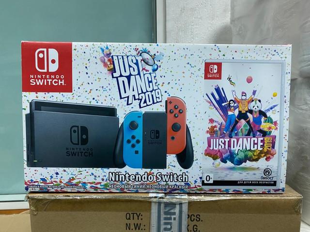 Les différents pack Switch JD2019