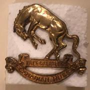14th Hussars badge IMG-20210422-WA0020
