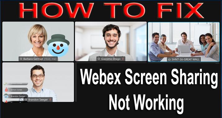 Webex-Screen-Sharing-Not-Working