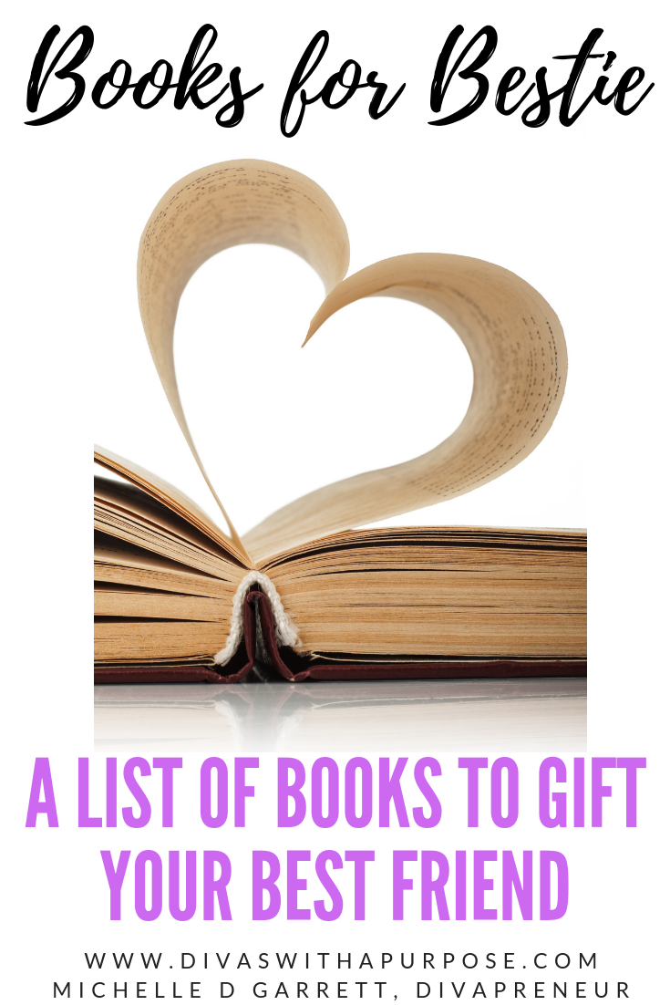 Books for Bestie - a list of books to gift your best friend