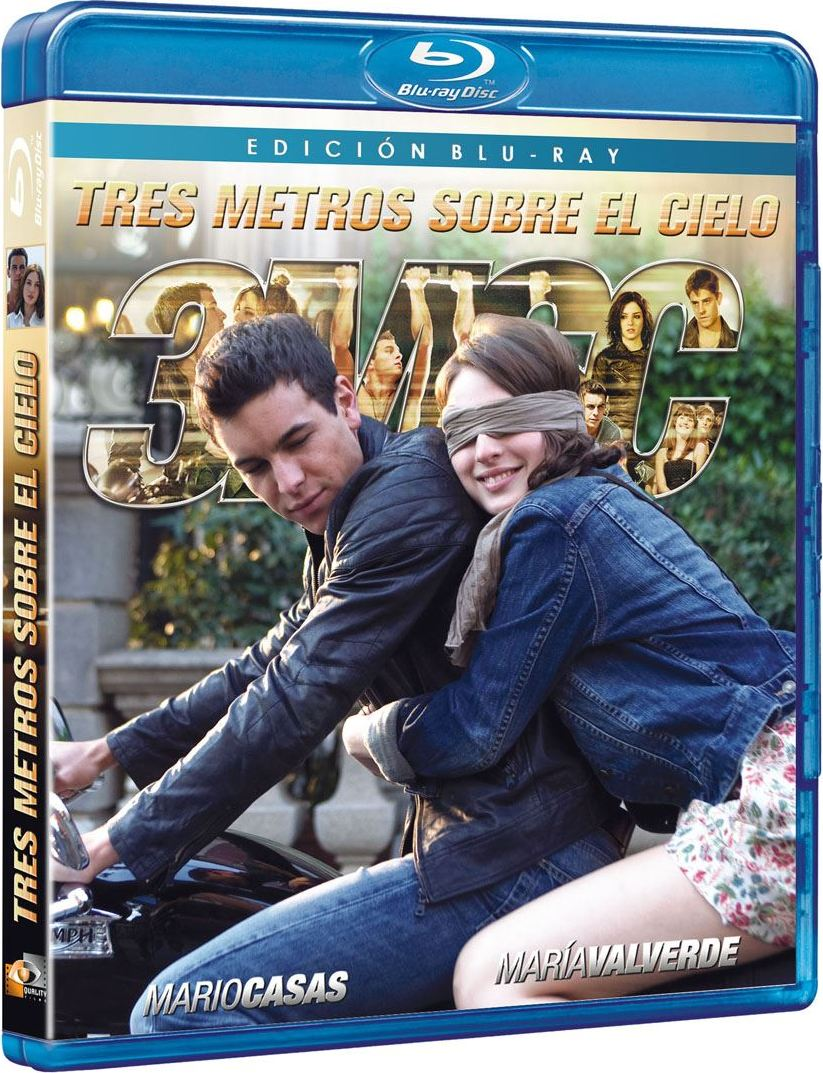 Tres Metros Sobre el Cielo (Three Steps Above Heaven) 720p