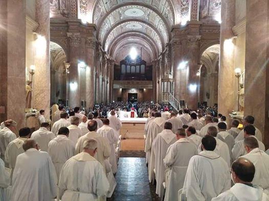 Sociales: Monseñor Zordán pidió que se despierte nuestra conciencia, solidaridad y compromiso
