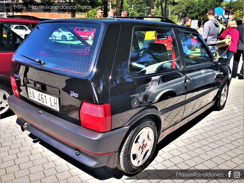 2019 - 19 Maggio - Raduno Auto d'epoca - Nicolosi Fiat-Uno-Turbo-i-e-1-3-101cv-BA461-LH-128-812-18-12-2017