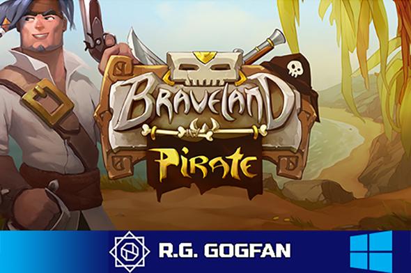 Braveland Pirate (Tortuga Team) (ENG|RUS|MULTI10) [DL|GOG] / [Windows]
