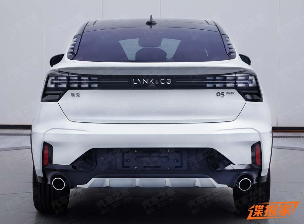 2020 Lynk & Co 05 (SUV Coupé) 40