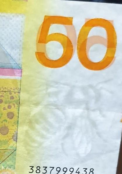 Duisenberg, descubriendo sus firmas 25 gulden y 50 gulden  20191010-200751
