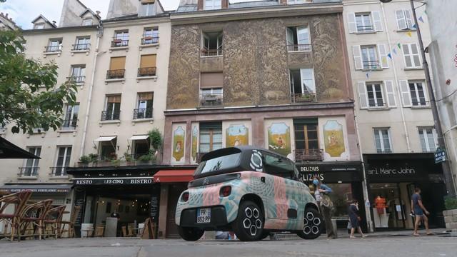 Ami – 100% Ëlectric Présente 20 Designs Inédits Pour Illustrer 20 Quartier De Paris 4-1