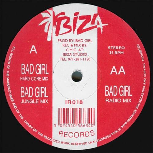 Download Bad Girl - Bad Girl (Remixes) mp3