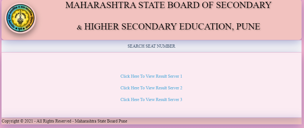 MSBSHSE has activated more links to check Maharashtra SSC Result 2021