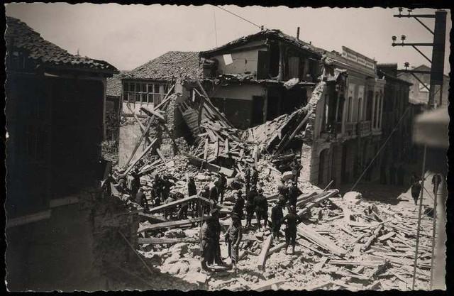"""Tesis """"Los bombardeos aéreos republicanos en territorio sublevado durante la guerra civil española (1936-1939)"""""""