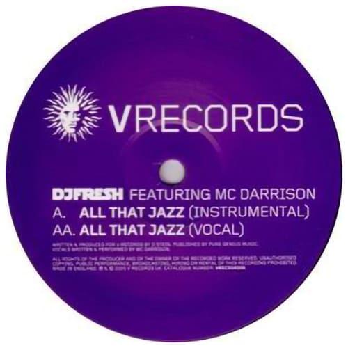 Download DJ Fresh Feat. MC Darrison - All That Jazz mp3