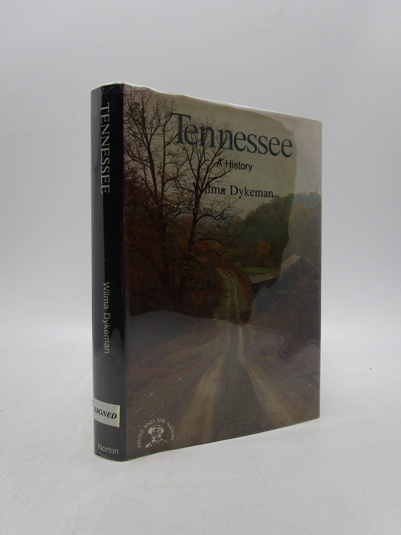 Image for Tennessee: a Bicentennial History (Signed)