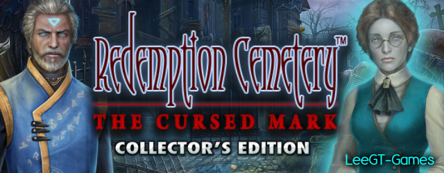 Redemption Cemetery 13: The Cursed Mark Collector's Edition (v.Final)