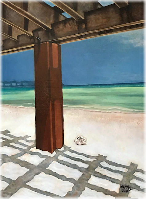 Pamela MacCarthy's Artwork 2019