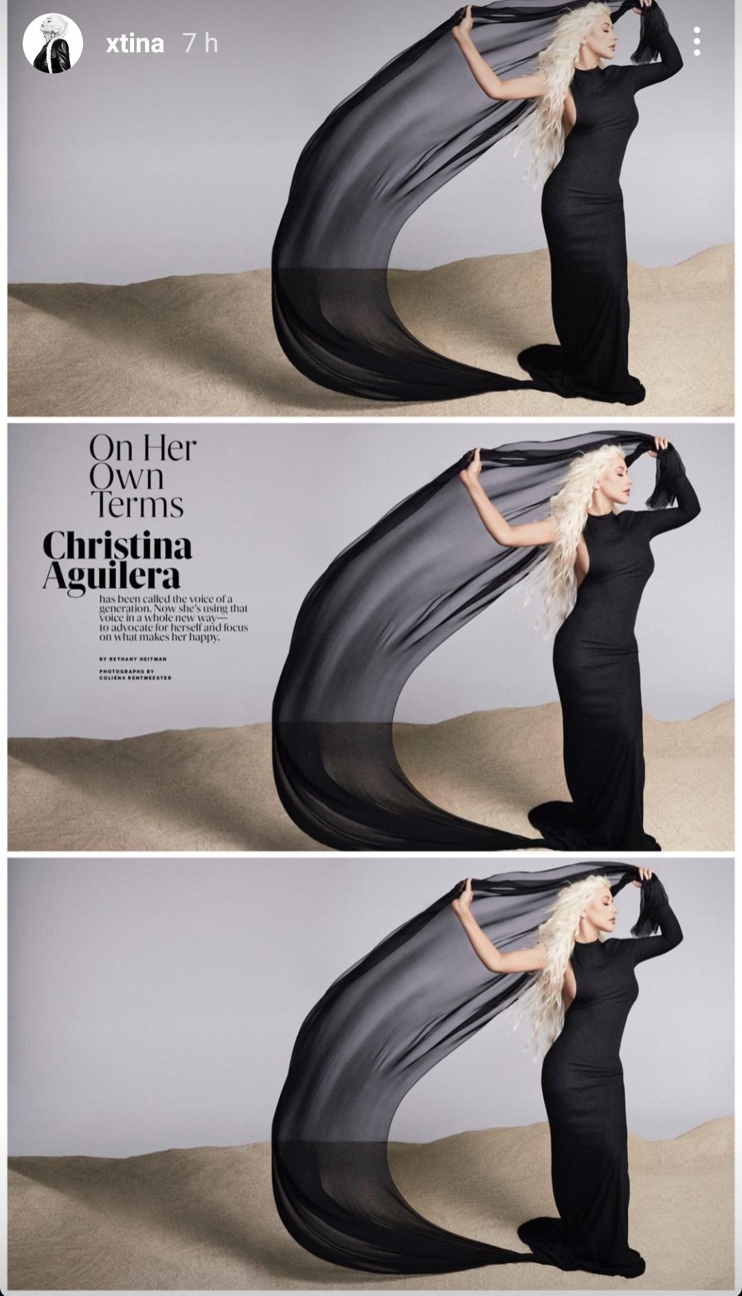 """Christina Aguilera >> single """"Pa' Mis Muchachas"""" - Página 15 IMG-20210413-145517"""