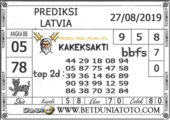 "Prediksi Togel ""LATVIA"" DUNIA4D 27 AGUSTUS 2019"