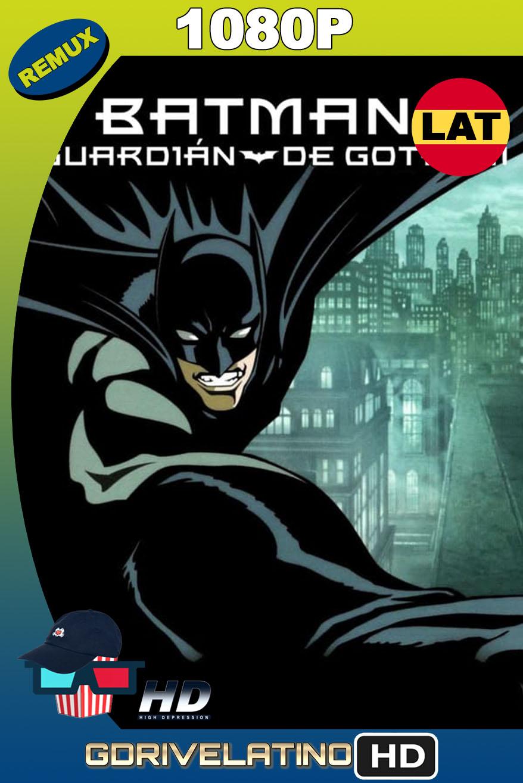 Batman: El Caballero de Ciudad Gótica (2008) BDRemux 1080p Latino-Inglés-Japonés MKV