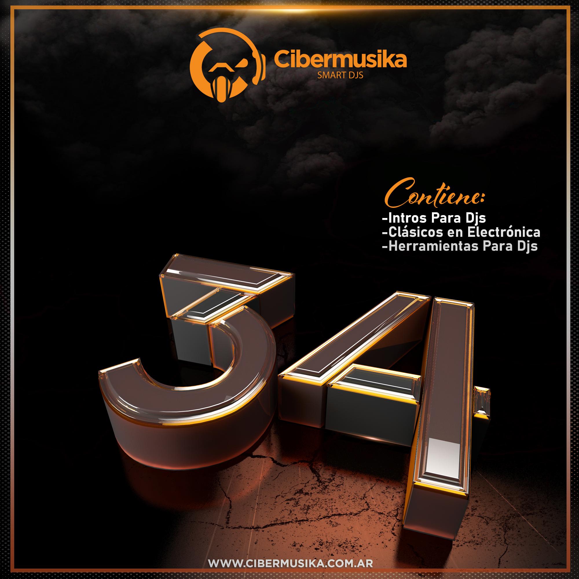 #Smartdjs34- Edicion Full - Cibermusika