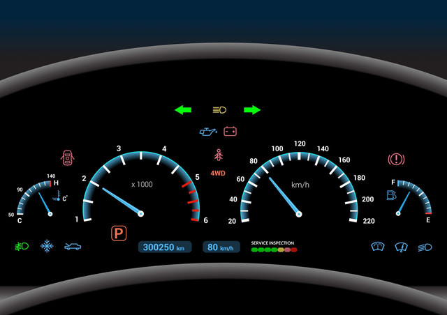 Functions of the Most Complete Car Dashboard Keys and Their Explanation
