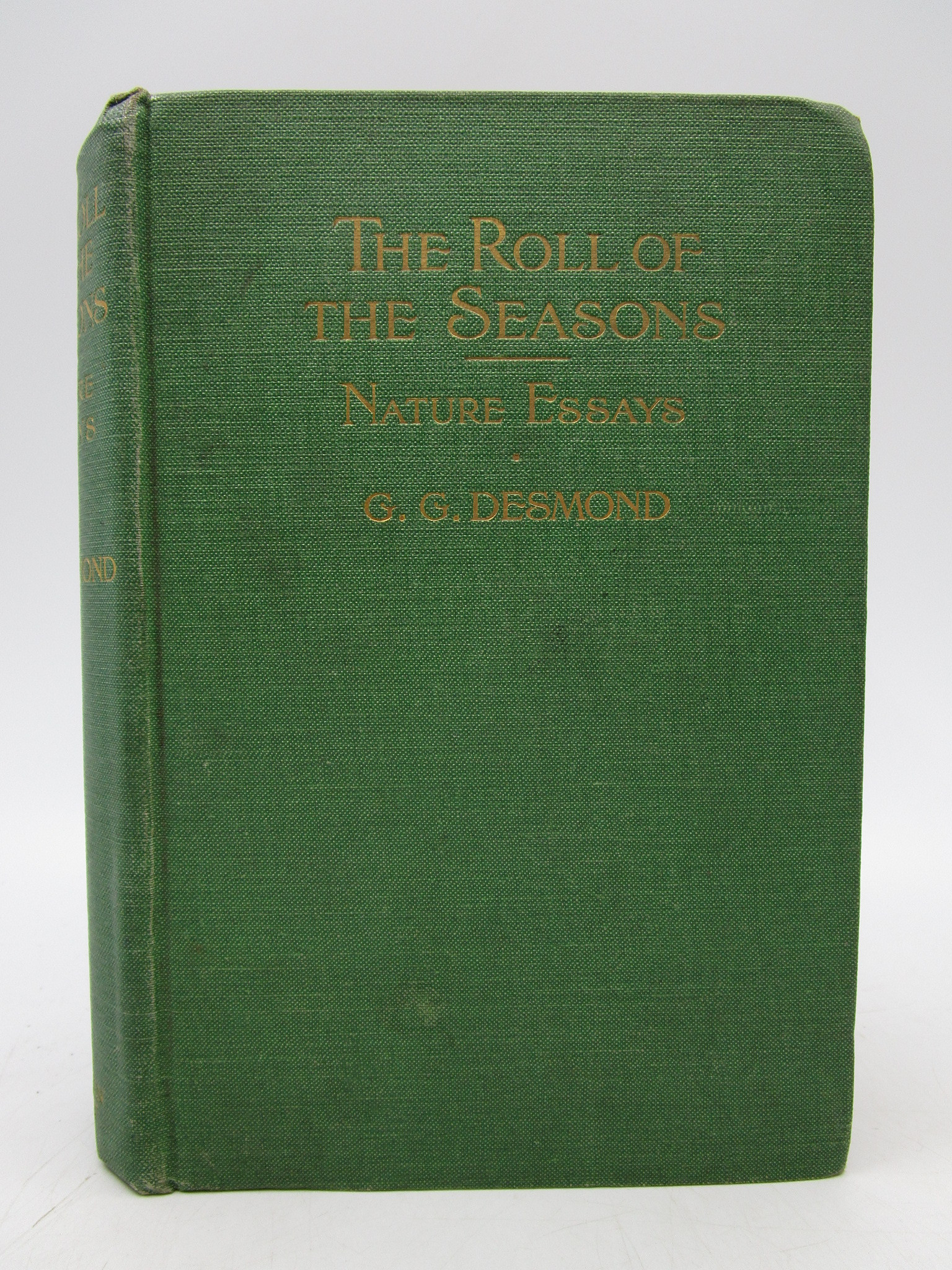 Image for The Roll of the Seasons: A Book of Nature Essays