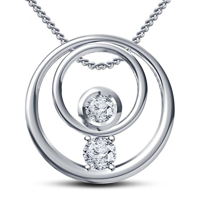 Platinum-Necklace