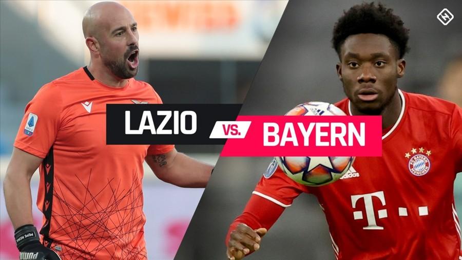 Lazio Bayern Monaco Streaming ROJADIRECTA TV TarjetaRojaOnline Gratis Link.