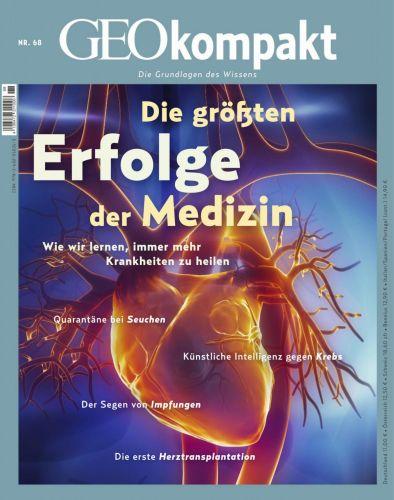 Cover: Geo kompakt Wissens-Magazin No 68 2021