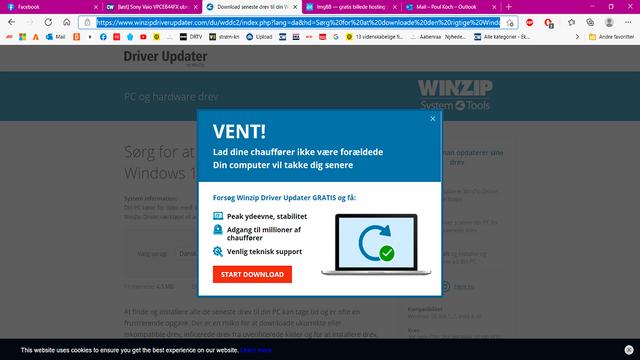 Hent-Win-Zip-Driver-update