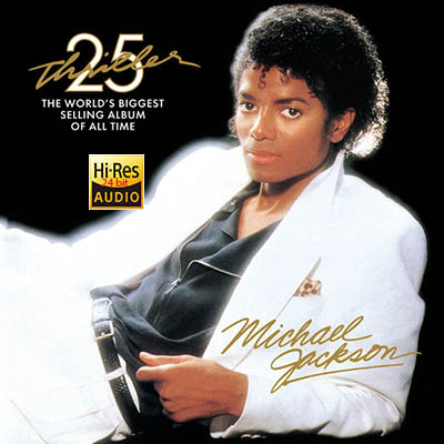 Michael Jackson - Thriller 25 (Super Deluxe Edition) (2018) FLAC  [24bit Hi-Res]