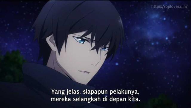 Mahouka Koukou no Rettousei Season 2 Episode 11 Subtitle Indonesia