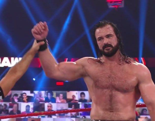 Drew McIntyre vence a Sheamus RAW 1 Marzo