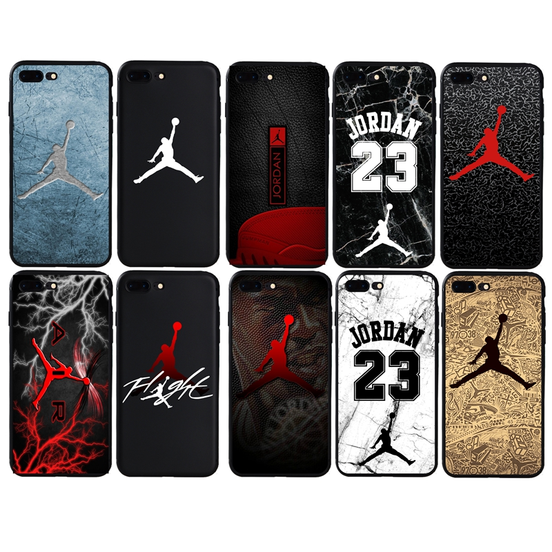 free shipping 981ac 0fe07 Details about Basketball Jordan 23 Phone Case For iPhone 6 6S Plus 7 7Plus  8 X XS Max XR