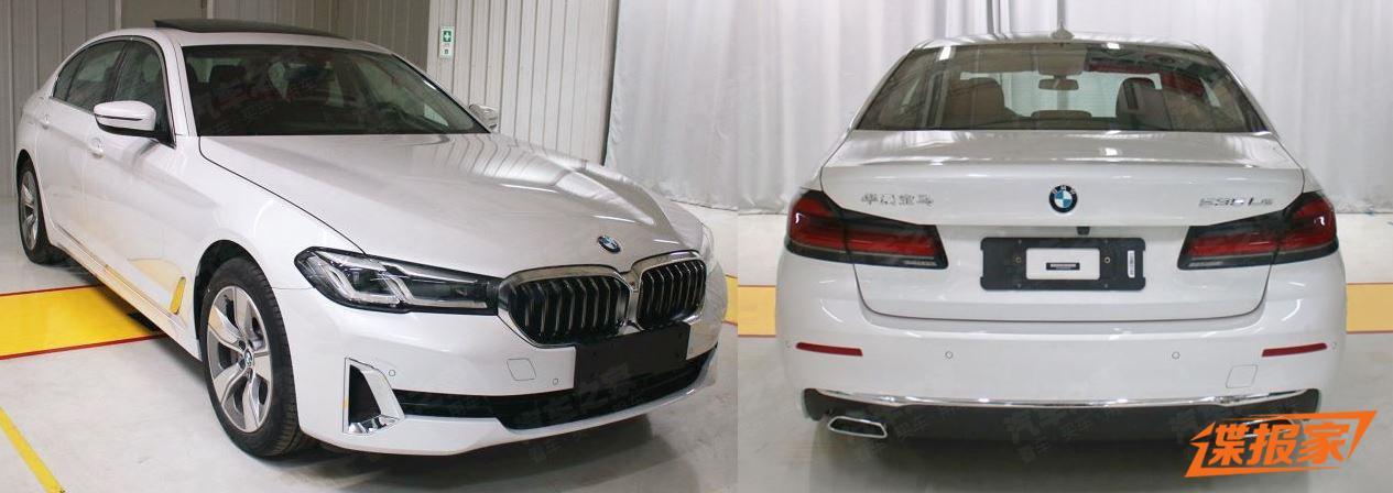 BMW Serie 5 (G30) LCI (2020) 50