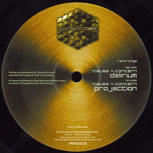 Download Cause 4 Concern - Delirium / Projection mp3
