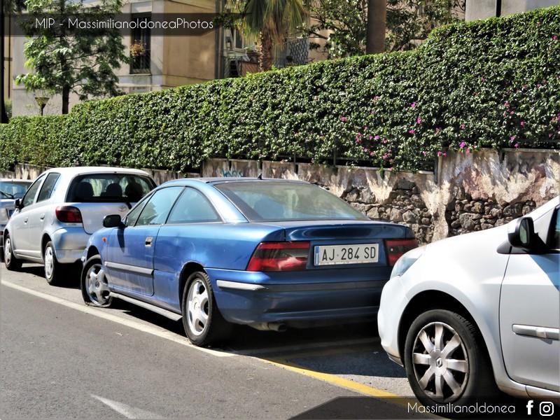Auto Abbandonate - Pagina 10 Opel-Calibra-2-0-136cv-96-AJ284-SD-319-7880-19-12-2017
